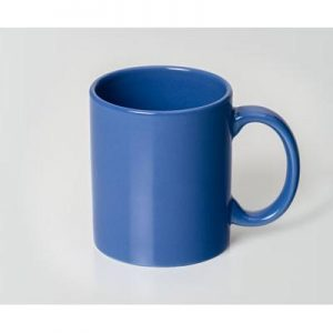 Can Ocean Blue Ceramic Mug