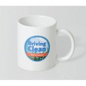 Can Dye Sub White Mug