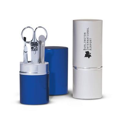 Aluminium Manicure Set