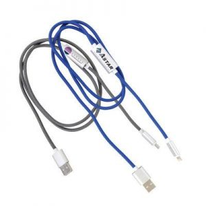 2 in 1 Phone Cable