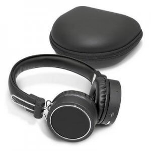Promotional product, branded headphones
